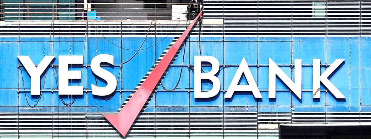 Lower circuit in Yes bank shares