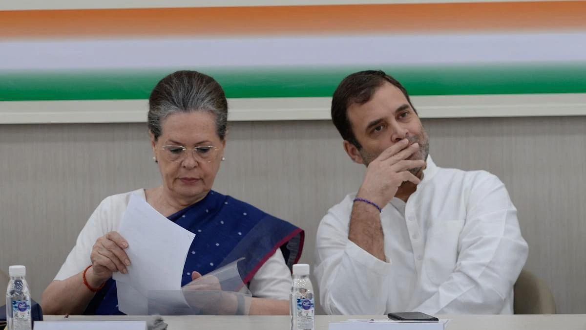 शिवराज सिंह चौहान का सोनिया गांधी पर तीखा प्रहार