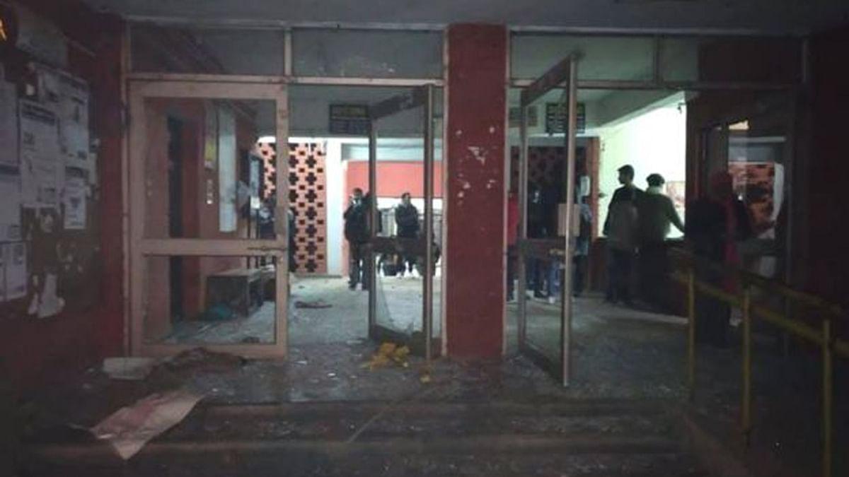 जेएनयू हमले में दायर हुई एफआईआर, घायल छात्र हुए डिस्चार्ज