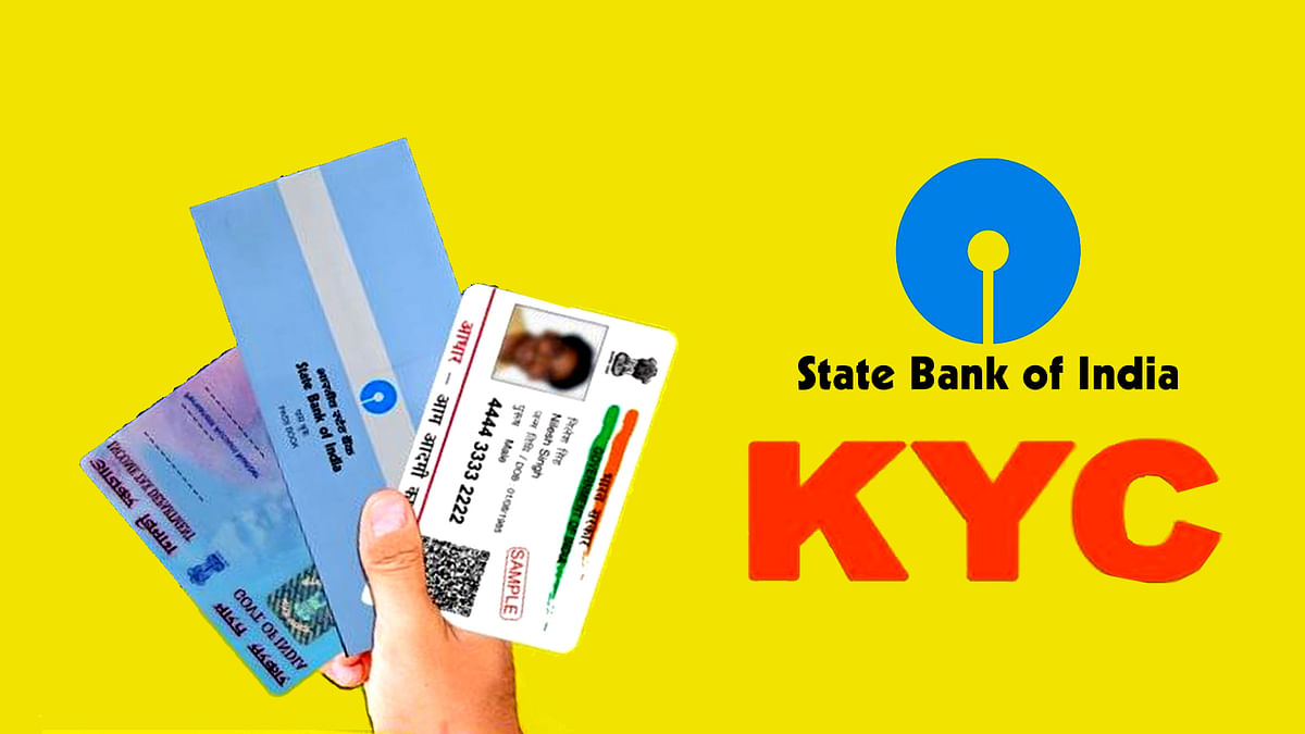 KYC Process Mandatory for SBI Accounts