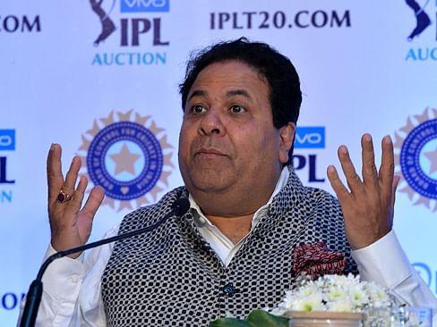 बीसीसीआई के बिजी शेड्यूल पर राजीव शुक्ला ने किया कोहली का समर्थन