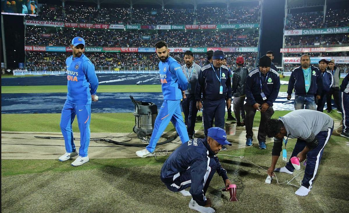 IND Vs SL: मैदान पर खराब इंतजाम को लेकर  बीसीसीआई करेगा कार्रवाई