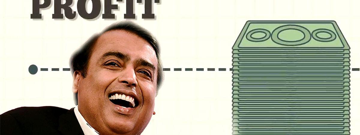 Reliance's Profit