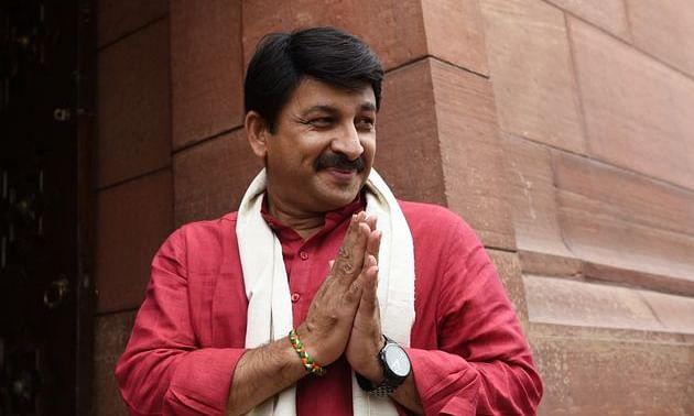 दिल्ली चुनाव : मनोज तिवारी का आम आदमी पार्टी पर तीखा वार