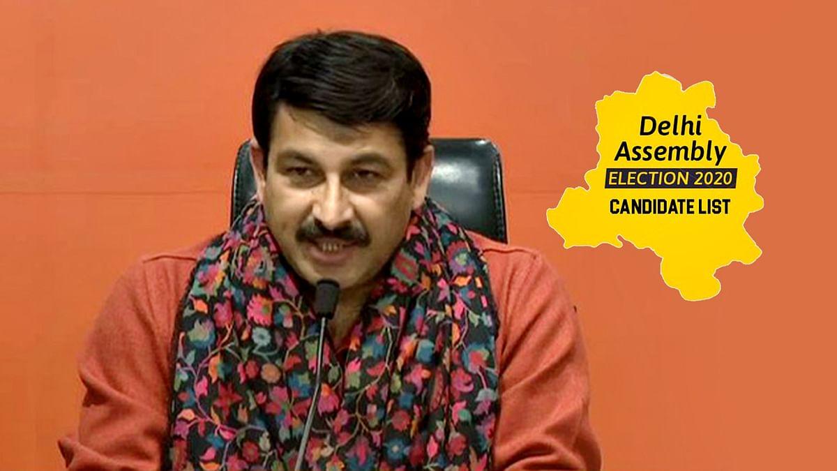 दिल्ली विधानसभा चुनाव 2020: BJP की पहली लिस्ट जारी
