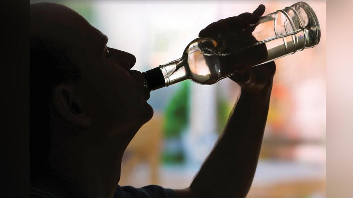 नशे की गिरफ्त में है बुन्देलखण्ड के गांव