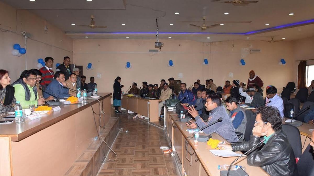 राष्ट्रीय बाल अधिकार संरक्षण आयोग नई दिल्ली का जिले में हुआ आयोजन