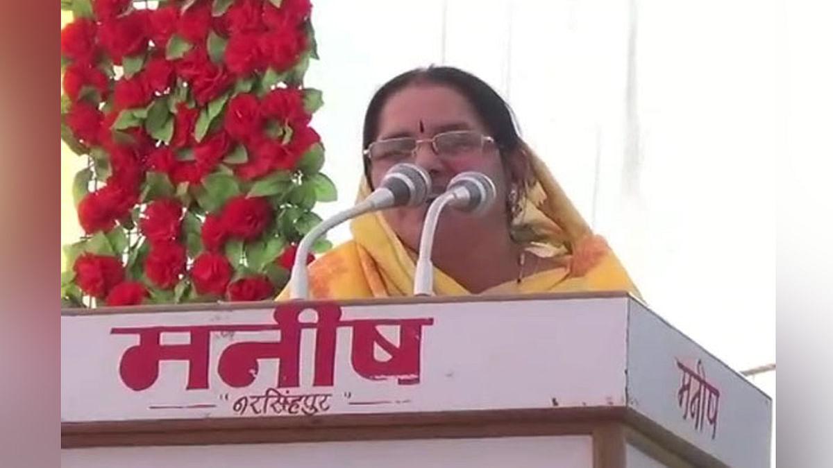 कांग्रेस विधायक सुनीता पटेल