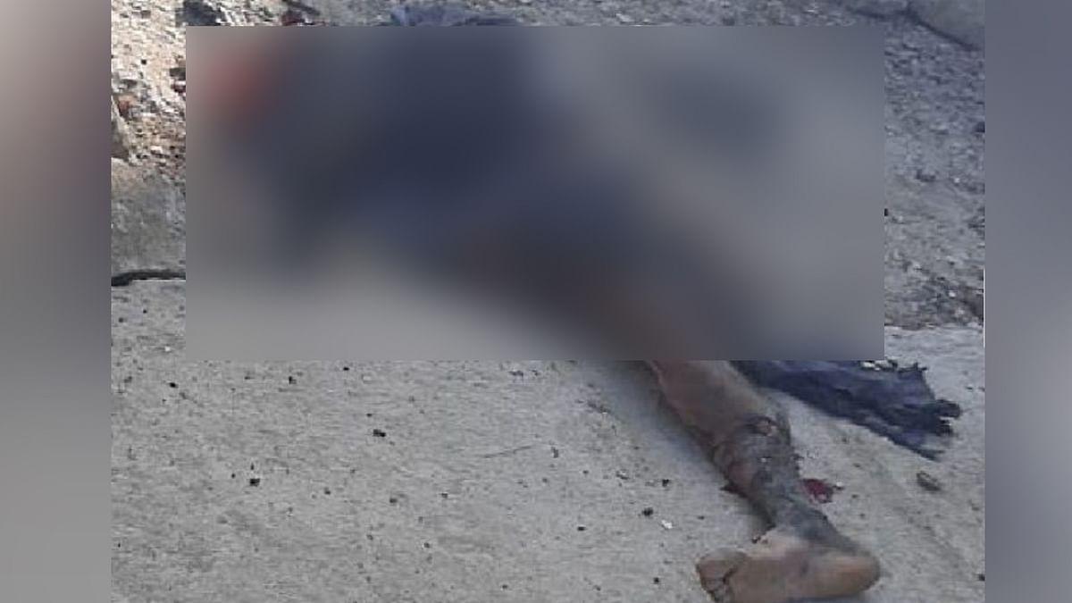 सागर: बम हथौड़े से तोड़ते वक्त हुआ विस्फोट, एक की मौत