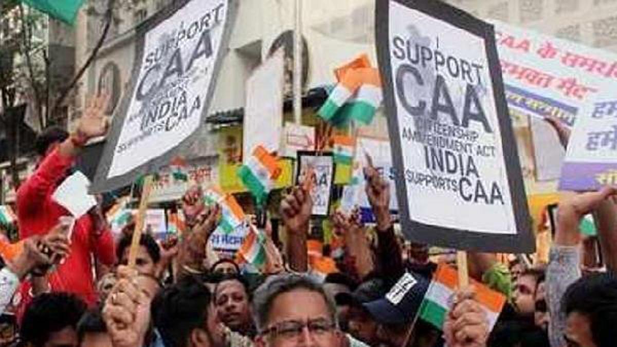 बीजेपी का जन-जागरण अभियान शुरू, गृहमंत्री  जनता के बीच मौजूद