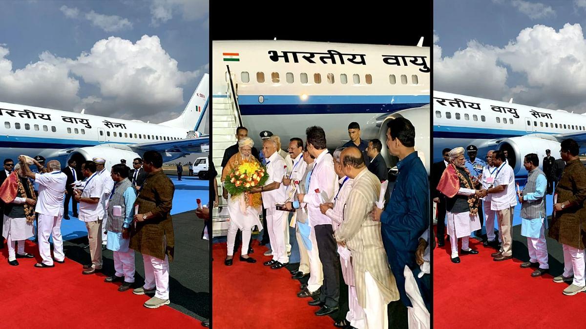 PM Modi Karnataka Tour