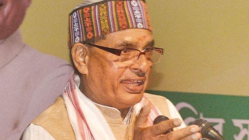 मध्यप्रदेश के पूर्व मुख्यमंत्री शिवराज सिंह चौहान
