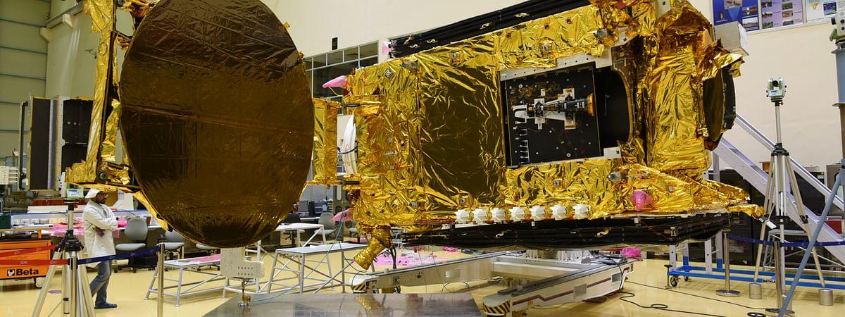 इसरो ने लॉन्च किया जीसैट-30 उपग्रह