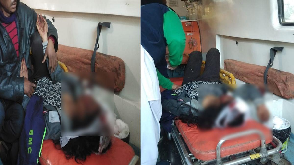 महिला सफाई कर्मियों को कुचल गयी कार, आला अधिकारी हैं मौन