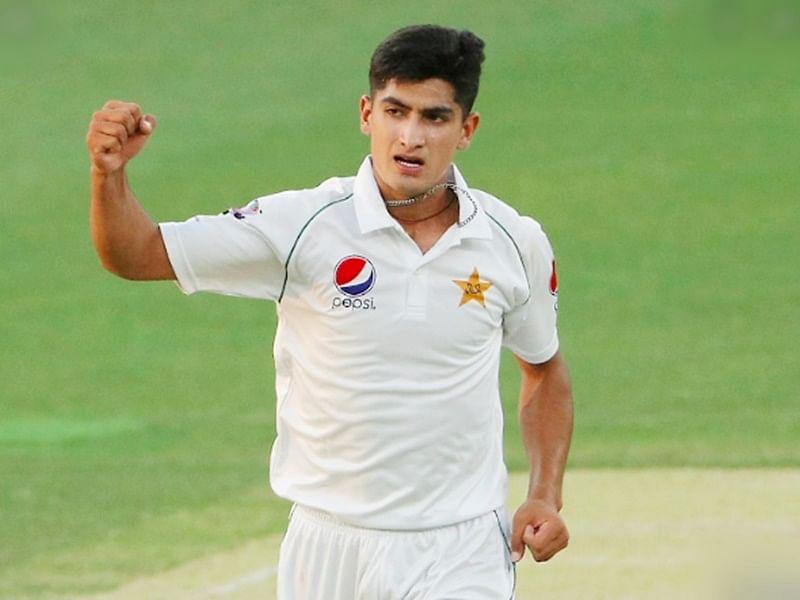 अंडर-19 विश्व कप का हिस्सा नहीं होंगे  Naseem Shah