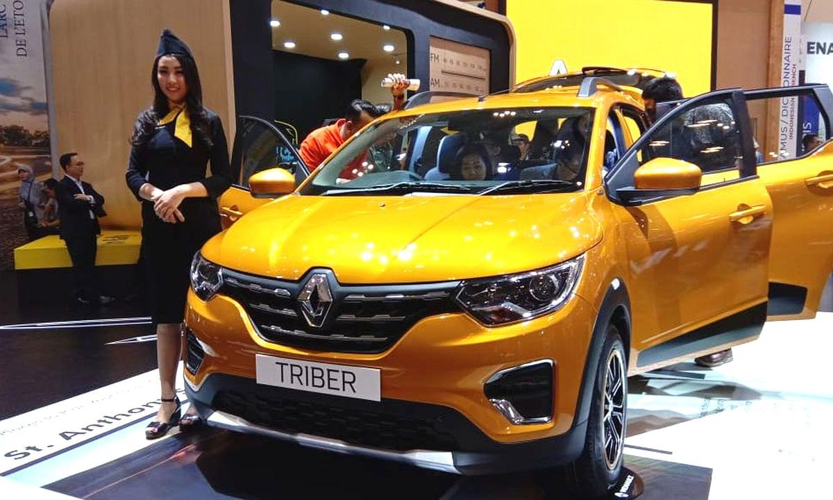 Renault Triber का ही BS6 वेरिएंट भारतीय बाजार में लांच