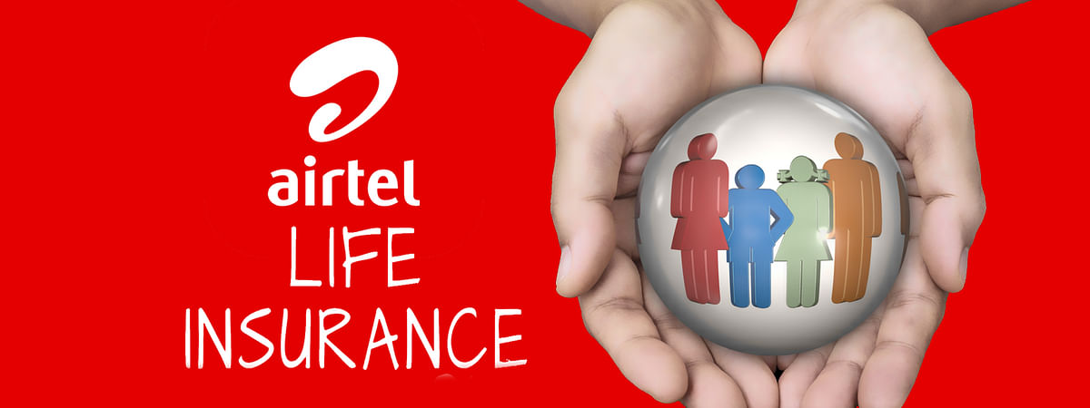 Airtel Given Life Insurance with Recharge Plan
