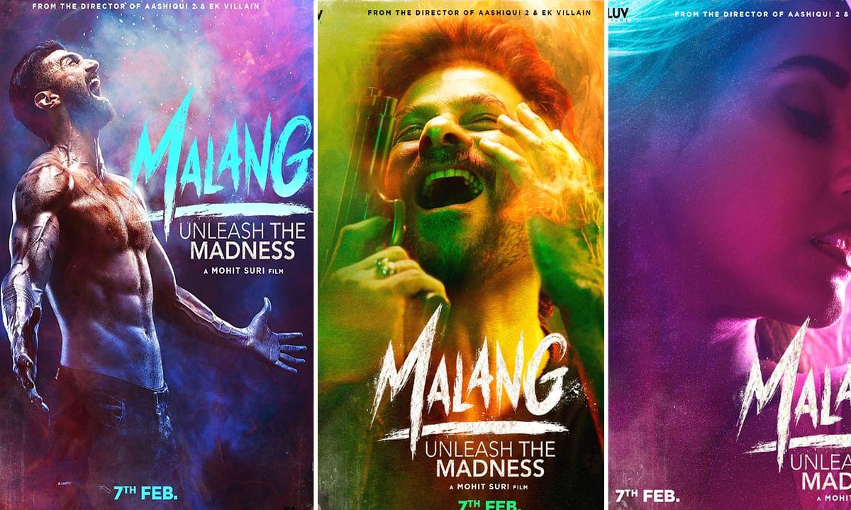 मेकर्स ने जारी किए 'मलंग' फिल्म के पोस्टर, शर्टलेस दिखे आदित्य रॉय