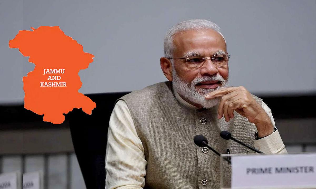 मोदी सरकार के 36 मंत्री जम्मू-कश्मीर दौरे पर, जानें क्या है वजह?