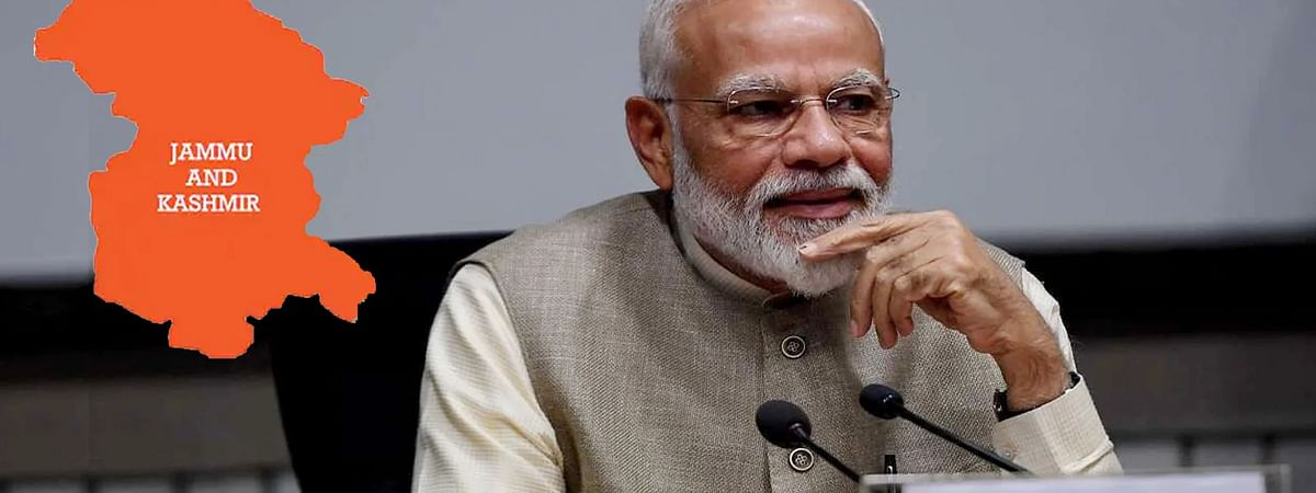 मोदी सरकार के 36 मंत्री जम्मू-कश्मीर दौरे पर