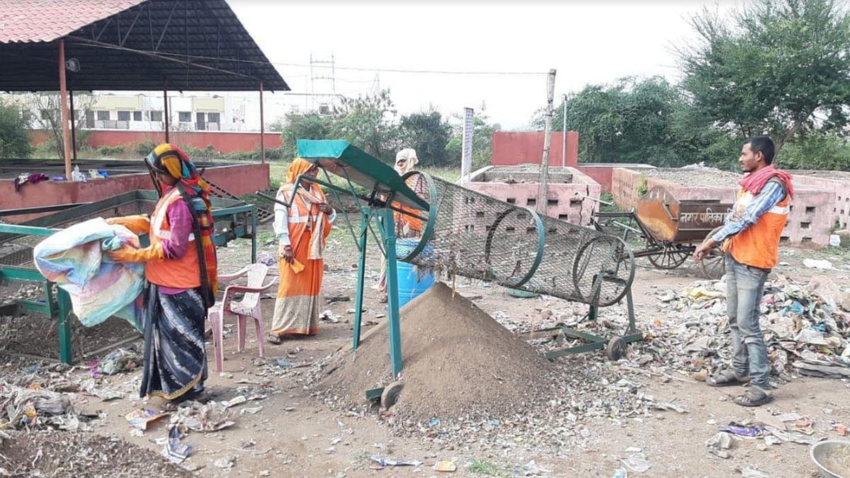 स्वच्छता की रैकिंग में जिले के शहरों की दुर्दशा आई सामने