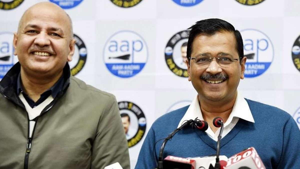 दिल्ली चुनाव 2020 : AAP उम्मीदवारों पर लगी मुहर, सूची जारी