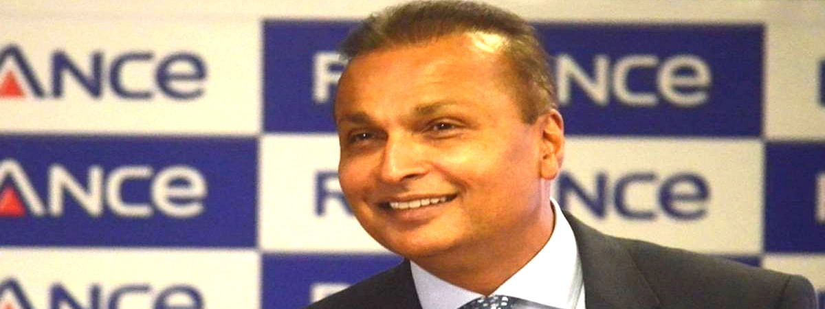 Anil Ambani (Rcom) got Relief