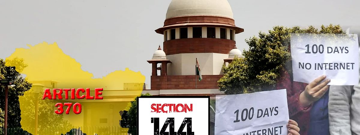 Supreme court Verdict on Kashmir