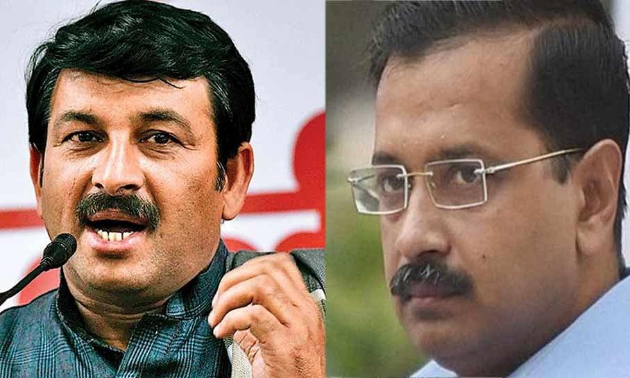 दिल्ली चुनाव: केजरीवाल के ट्वीट पर भाजपा प्रदेश अध्यक्ष का पलटवार