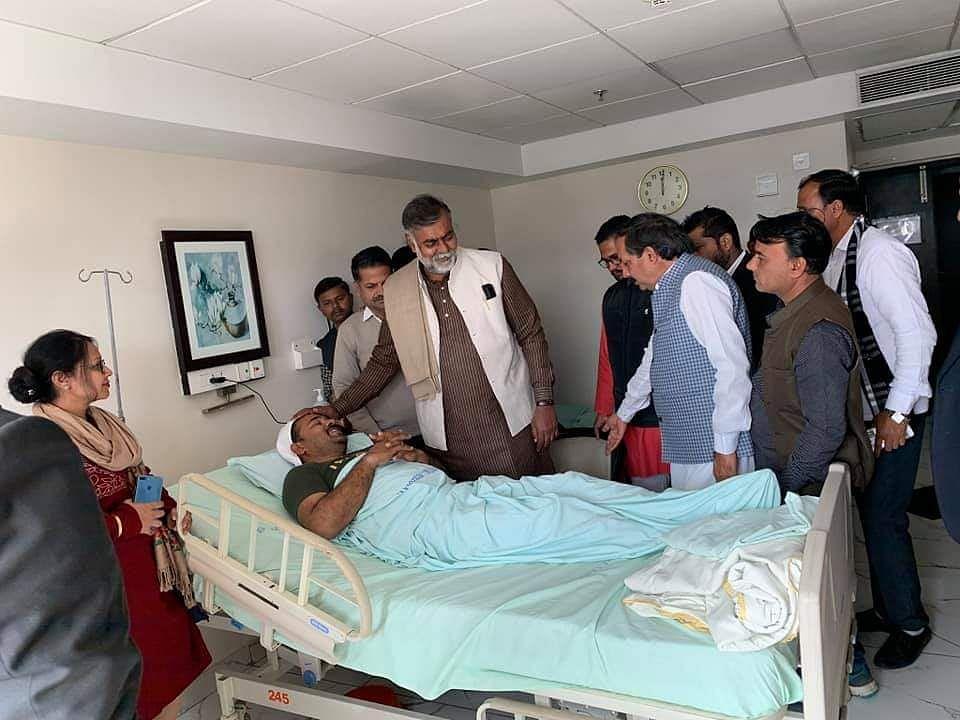 राजगढ़ की घटना की जितनी निंदा की जाए वो कम है : केंद्रीय मंत्री