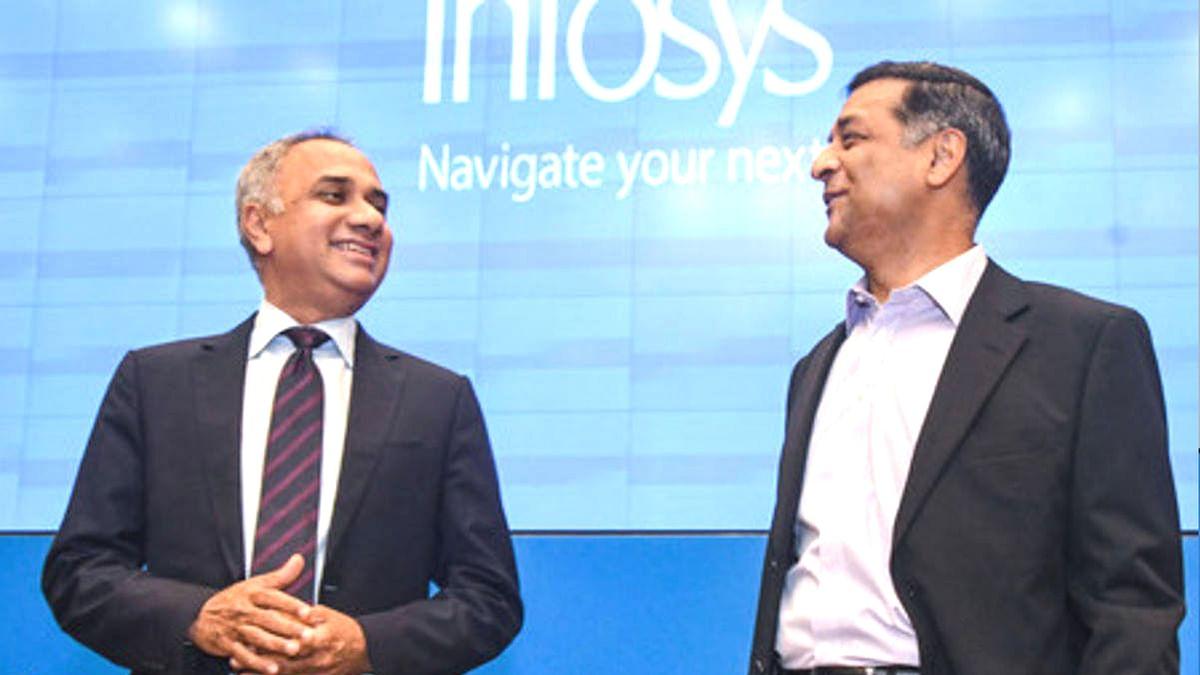 Infosys के CEO सलिल पारेख और CFO निलंजन रॉय को मिली राहत