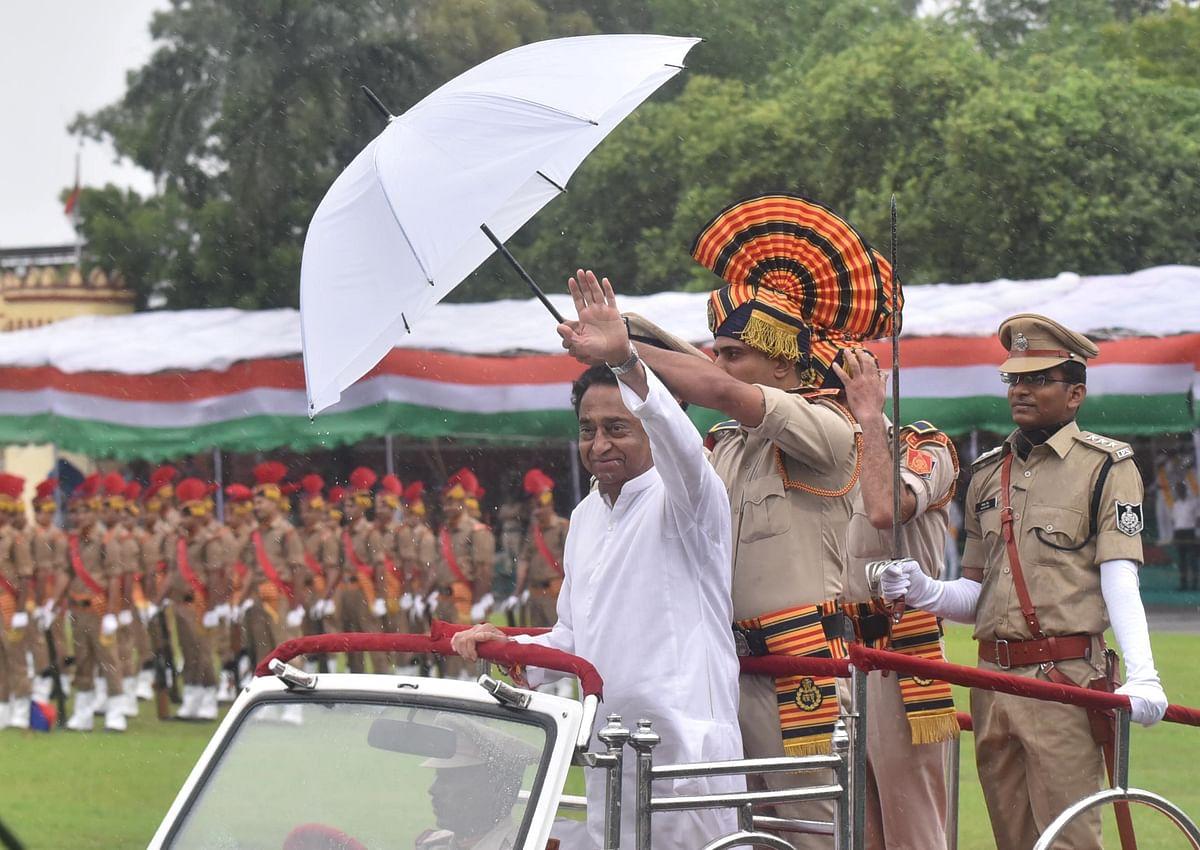मुख्यमंत्री कमल नाथ ने गणतंत्र दिवस पर नागरिकों को दी शुभकामनाएँ