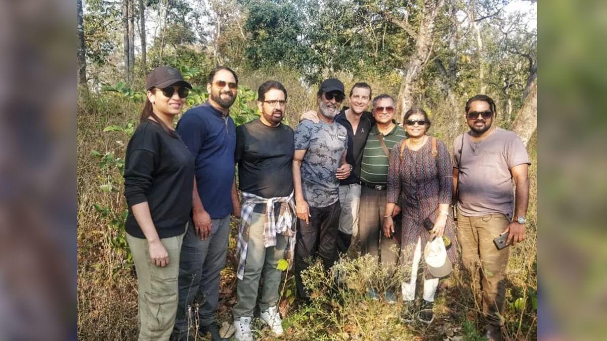 रजनीकांत ने पूरी की शूटिंग