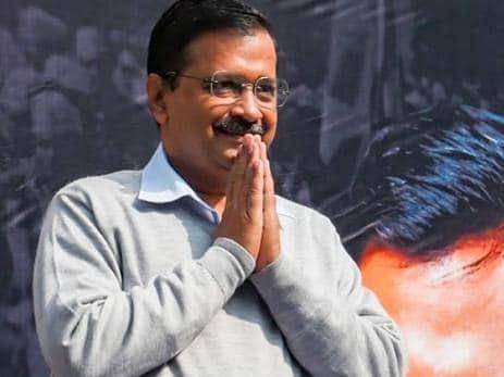 दिल्ली चुनाव 2020: AAP का कैंपेन 'एक कप केजरीवाल के लिए'