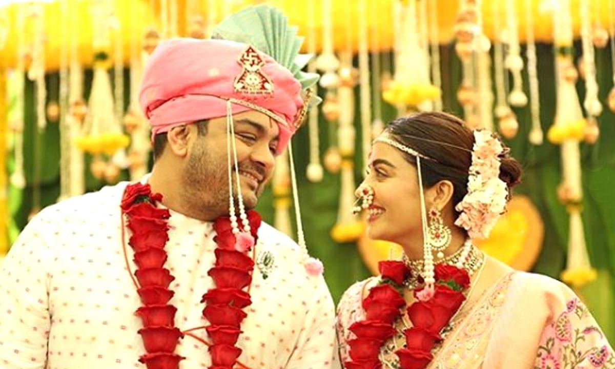 नेहा पेंडसे ने की शर्दुल सिंह के साथ शादी, तस्वीरें-वीडियो वायरल
