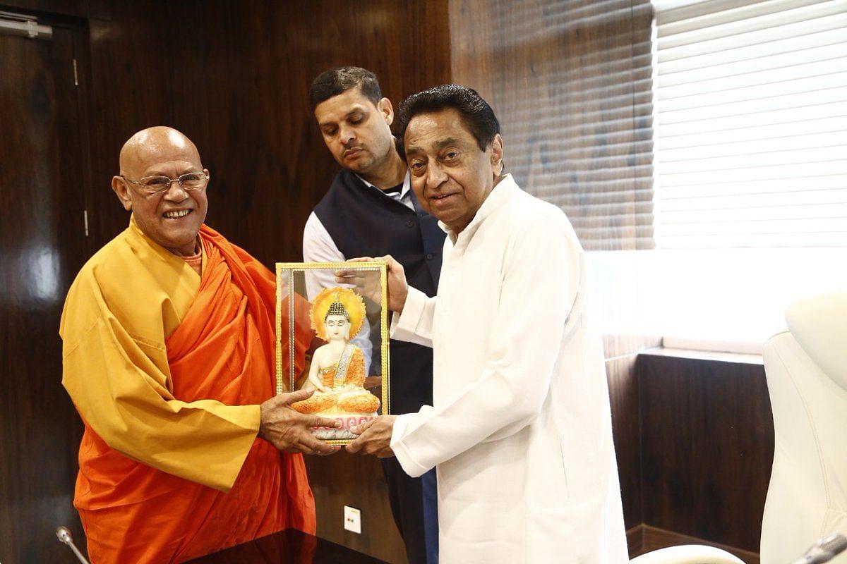 श्रीलंका में भव्य सीता माता मंदिर का निर्माण होगा : सीएम कमल नाथ