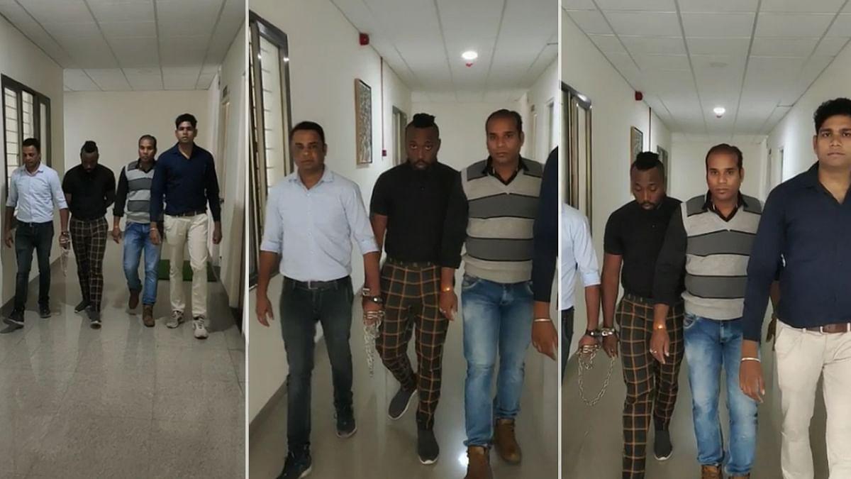 ATM क्लोनिंग कर लाखों की ठगी, विदेशी युवक गिरफ्तार