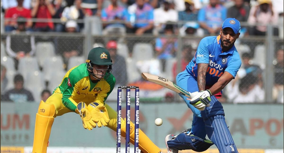 IND Vs AUS: Accurate bowling of Australia, Indian batsmen piled up