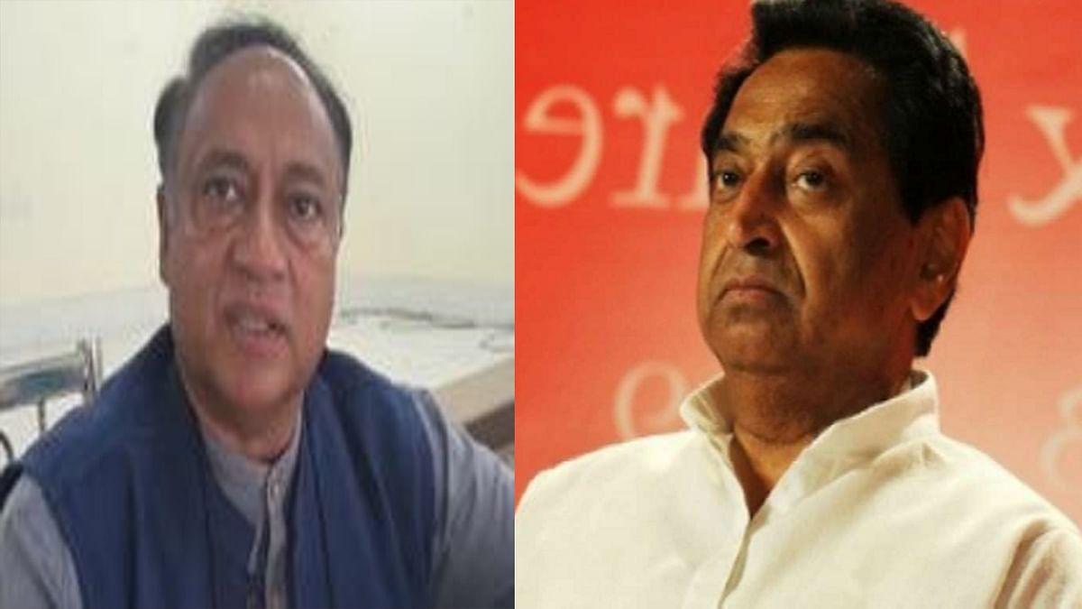 लक्ष्मण सिंह ने कहा- CM मागे माफी