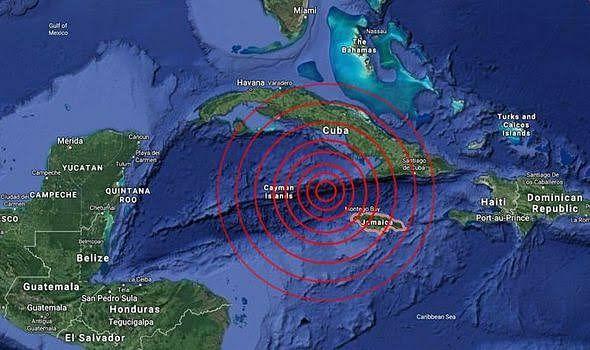 Earthquake: क्यूबा में भूकंप के झटके, सुनामी आने के भी संकेत