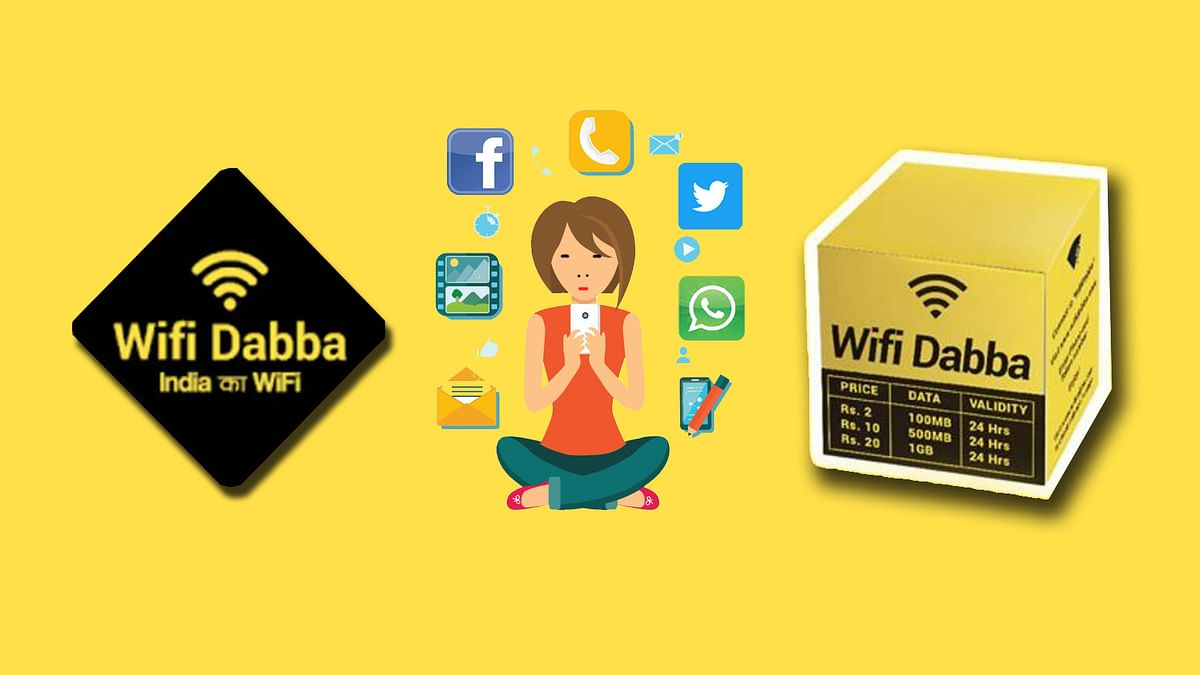 WIFI dabba will compete with Reliance Jio