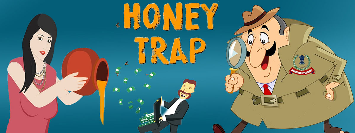 Income Tax Department Increases Activism in Honey Tap Case
