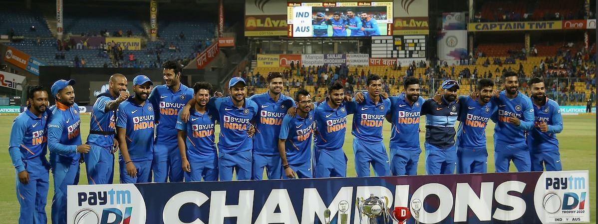 IND Vs AUS: भारत ने जीती सीरीज, रोहित और विराट का कमाल