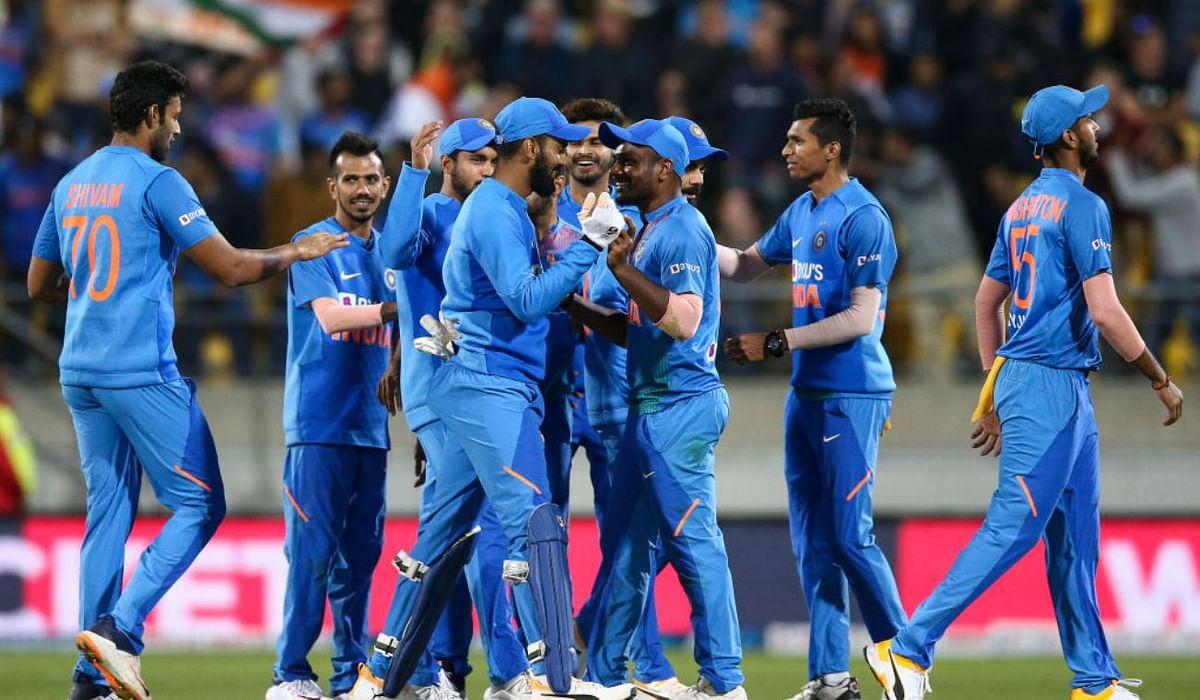 IND VS NZ: एक और सुपर ओवर नतीजा भारत की जीत, बनाई 4-0 की बढ़त