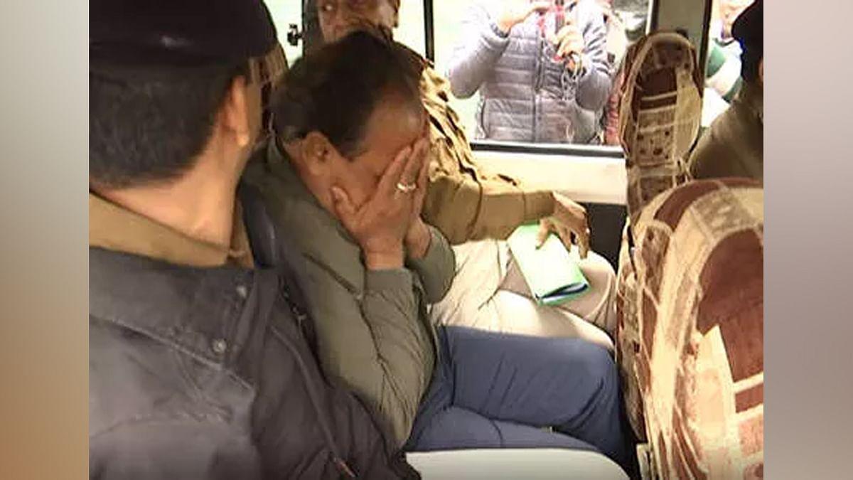 पूर्वमंत्री के PA ओपी गुप्ता रेप और पॉस्को एक्ट मामले में दबोचे गए