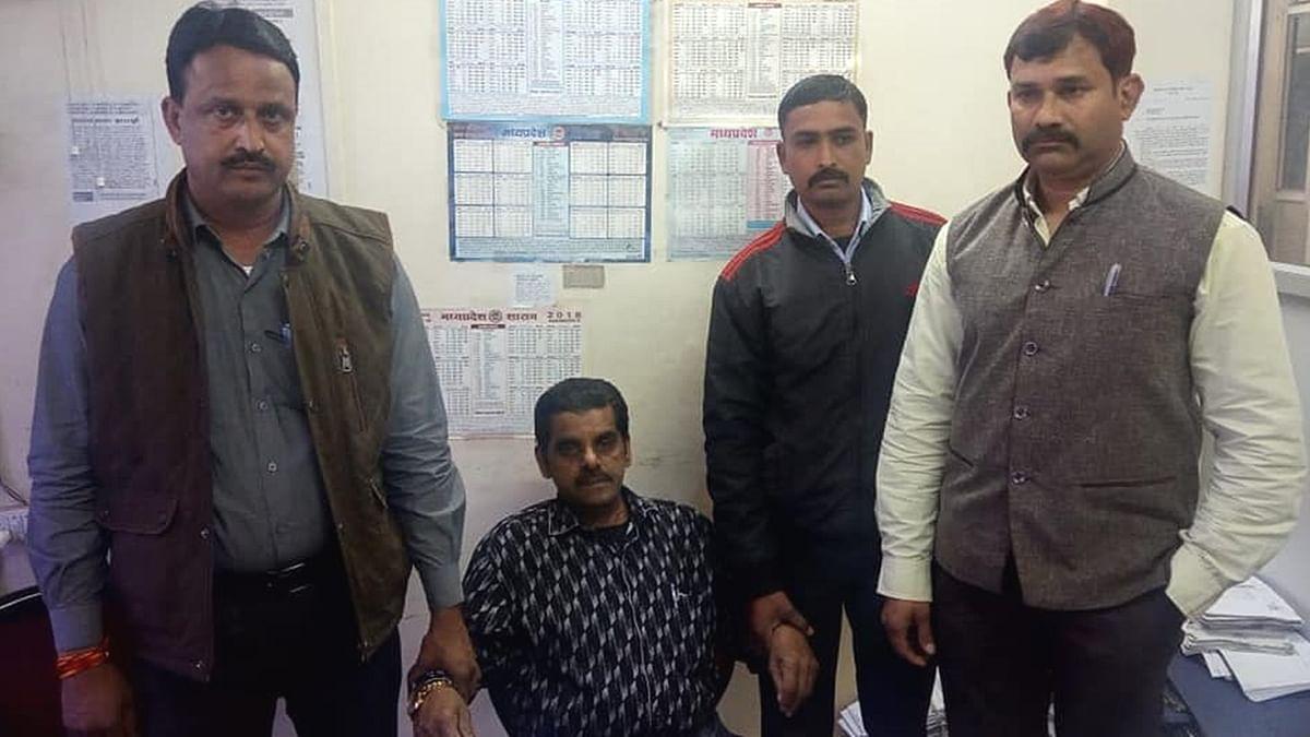 राजधानी में दोहरे मामलो में अभियुक्तों को किया गिरफ्तार