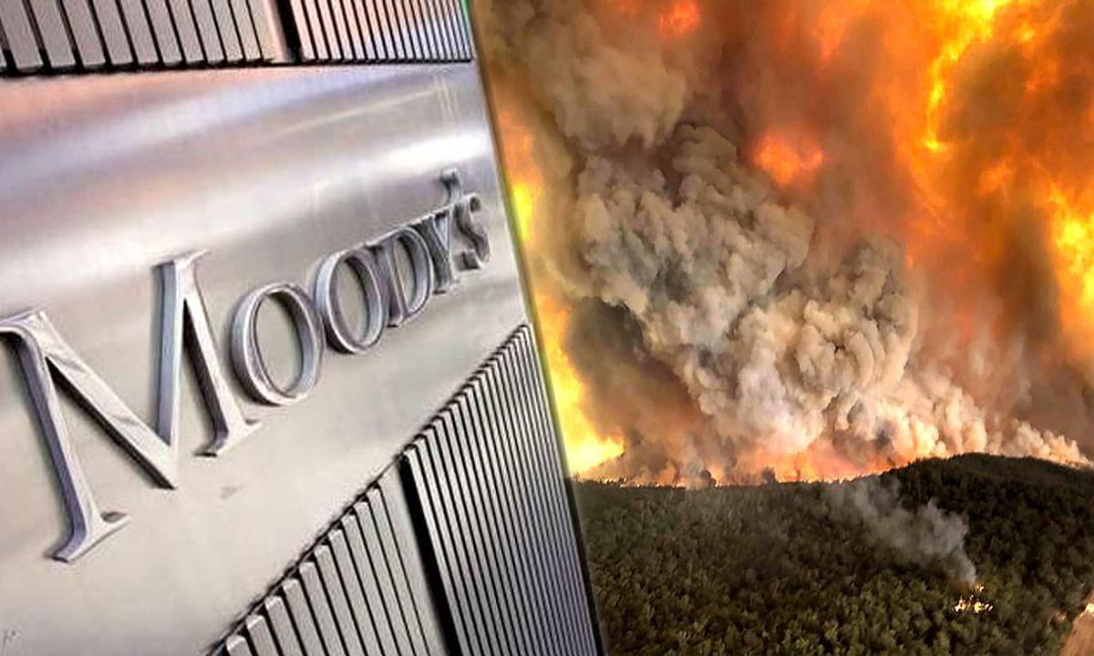 रेटिंग एजेंसी मूडीज ने ऑस्ट्रेलिया को हुए नुकसान का अनुमान बताया