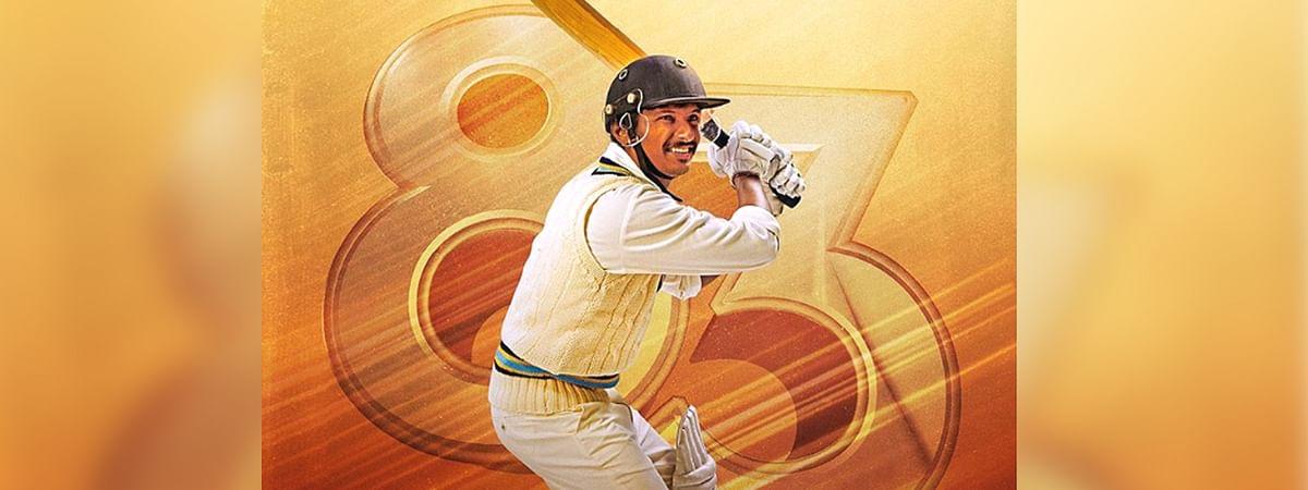 रणवीर ने शेयर किया श्रीकांत की भूमिका में जीवा का फर्स्ट लुक