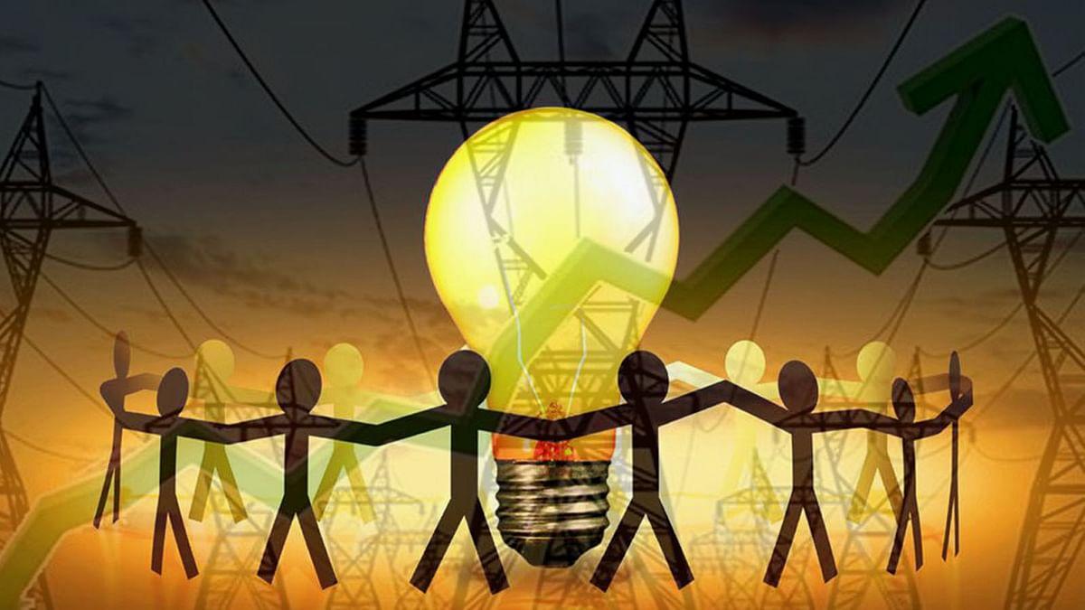 बिजली की अधिकतम मांग का फिर बना नया रिकार्ड