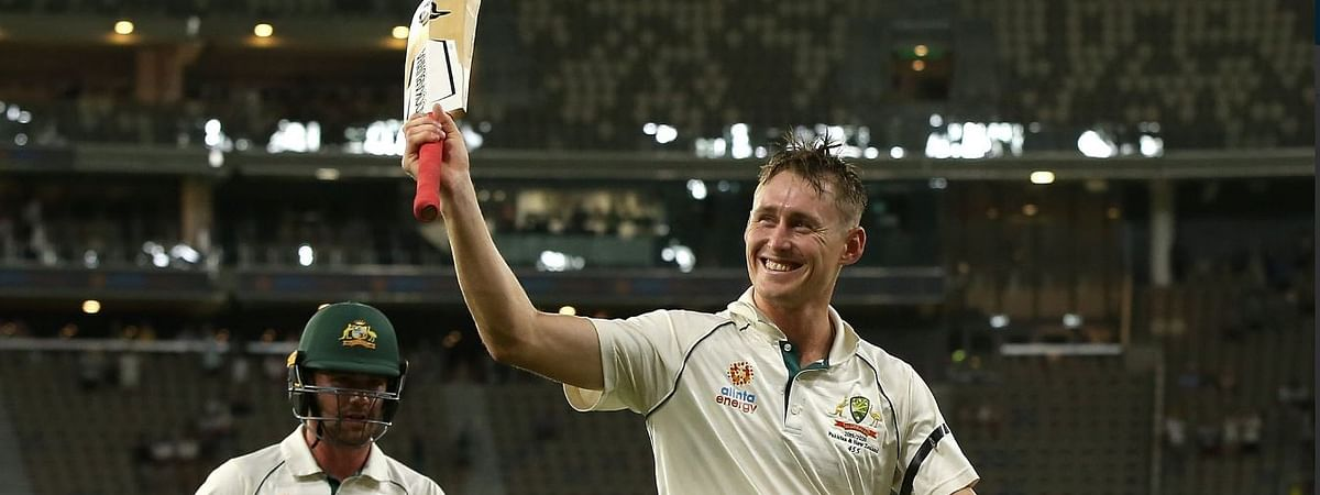 AUS VS NZ: Marnus Labuschagne Double Ton